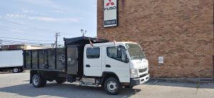 New 2017 Mitsubishi FE160 with Dump Body Crew Cab Recently Discounted 20200604_154521_HDR-e1591303242668-150x150
