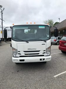 "2019 Isuzu NRR Diesel 224"" Wheel Base, 3 year unlimited mile warranty, 3 year 24hr roadside assistance, power windows power locks, AM FM Radio. IMG-7598-e1560459532769-150x150"
