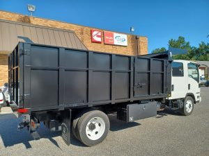 2021 NRR Dump Body 19500gvwr Gas Motor Payload of 8500lbs Crew Cab 7 passenger seating 20210903_092639-150x150