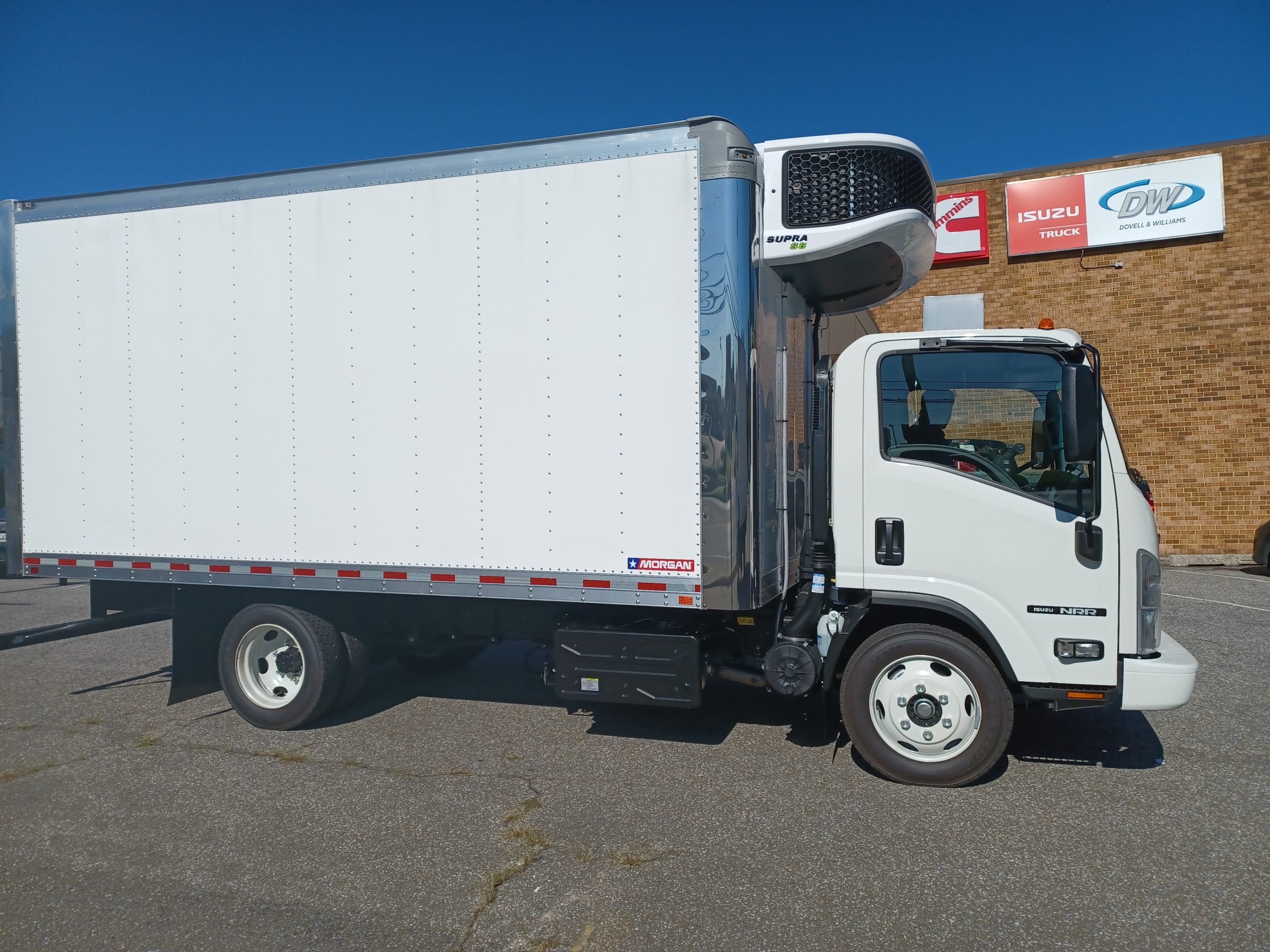 2022 NRR Refrigerated Truck Diesel 3 year Unlimited Mile Warranty 20210903_094349-scaled