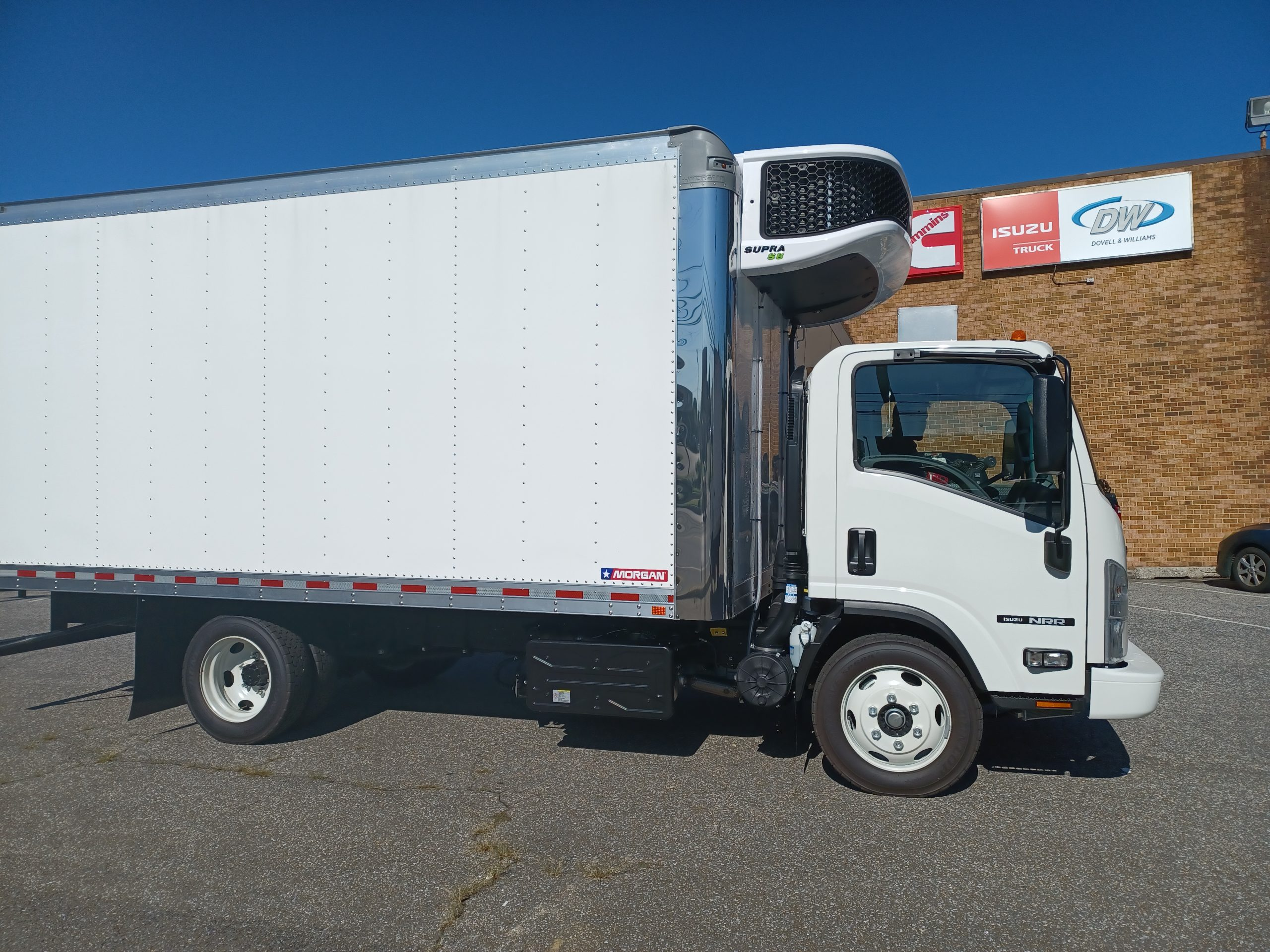 2022 NRR Refrigerated Truck Diesel 3 year Unlimited Mile Warranty 20210903_094351-scaled