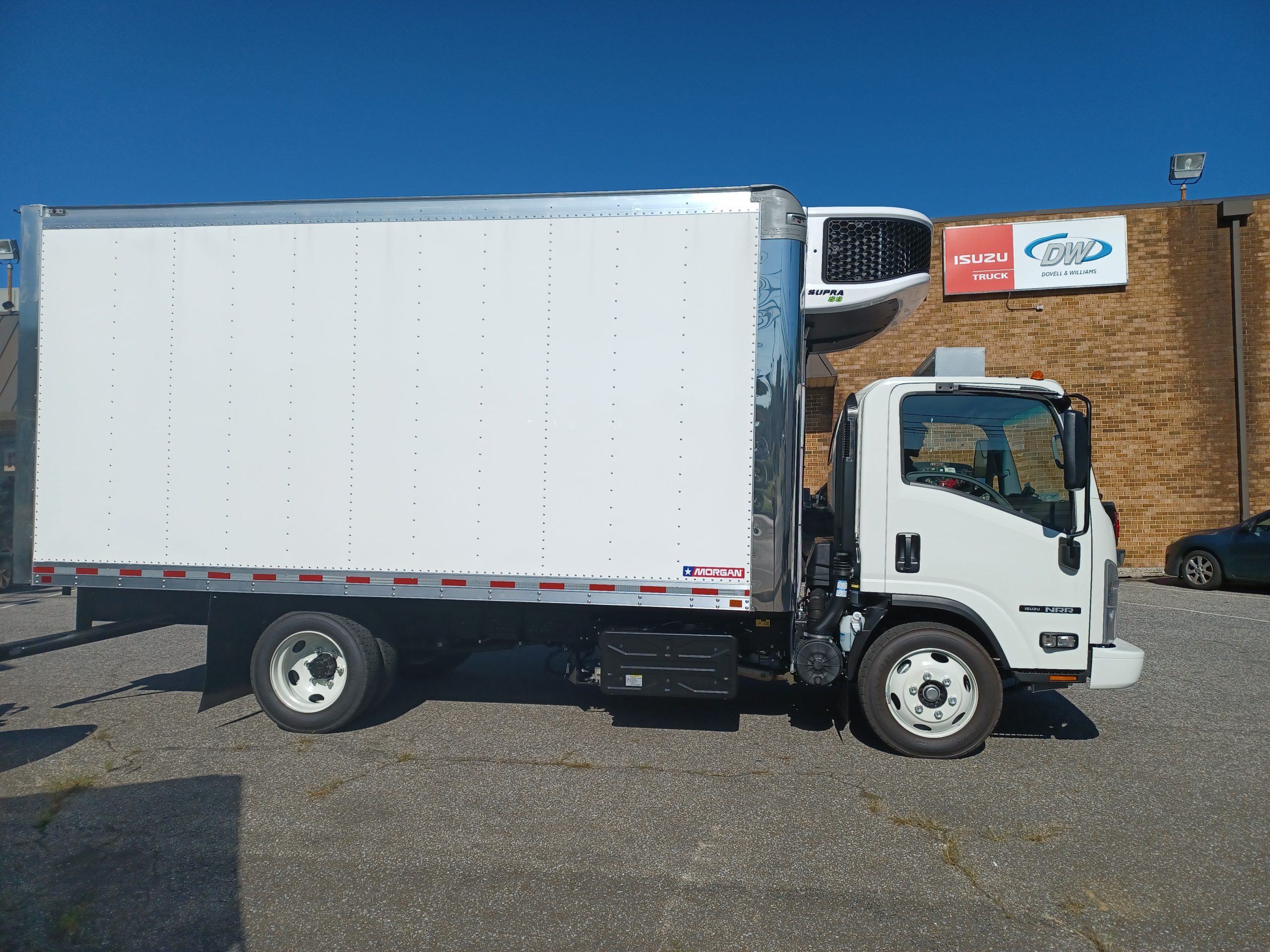 2022 NRR Refrigerated Truck Diesel 3 year Unlimited Mile Warranty 20210903_094414-scaled