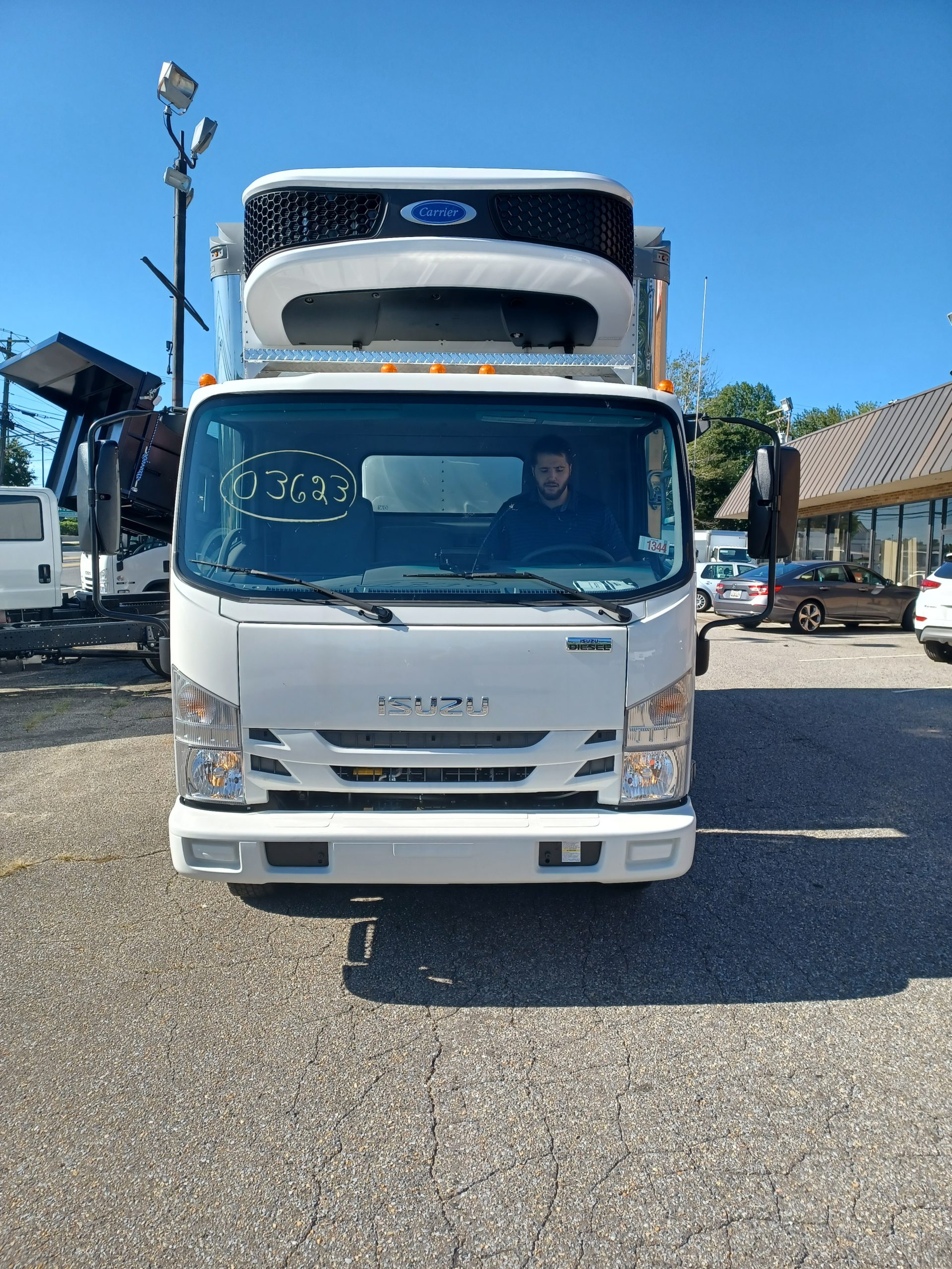 2022 NRR Refrigerated Truck Diesel 3 year Unlimited Mile Warranty 20210903_094430-scaled
