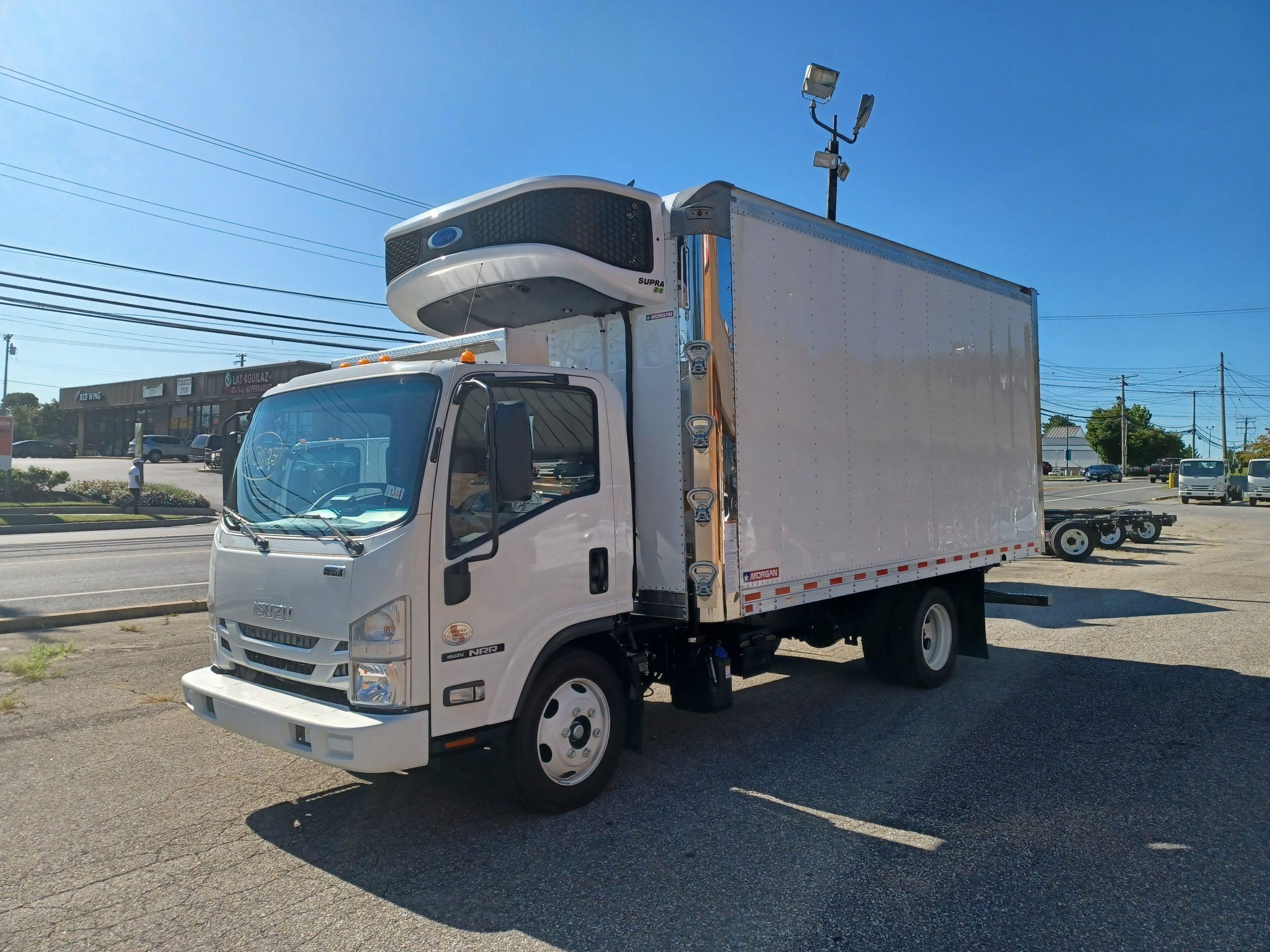 2022 NRR Refrigerated Truck Diesel 3 year Unlimited Mile Warranty 20210903_094450-scaled
